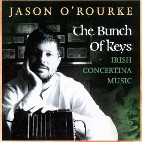 Jason O'Rourke solo recording, The Bunch of Keys