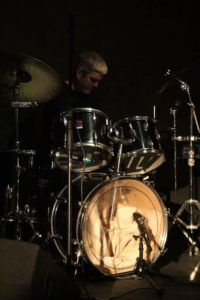 Jason O'Rourke drums