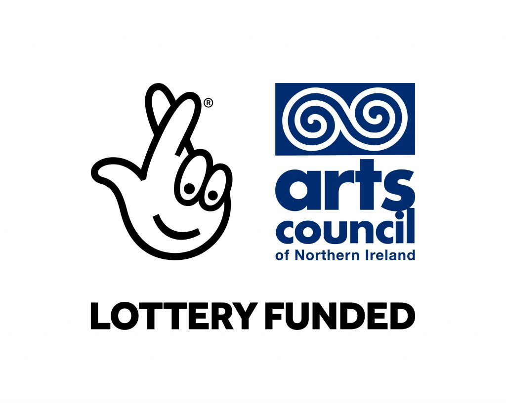 Belonging is National Lottery funded through Arts Council NI
